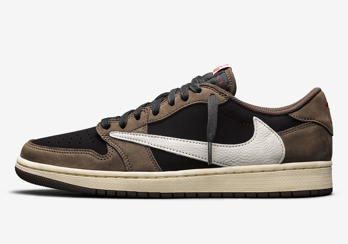 pre order latest new design Nike x Travis Scott x Air Jordan 1 Low OG SP - SNEEKERSS