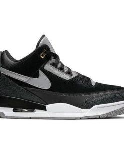 "Air Jordan 3 Retro Tinker ""Black Cement"""