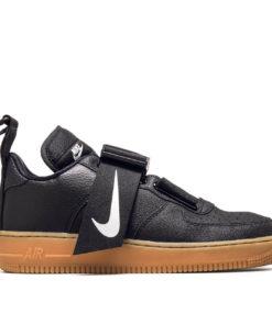Nike Air Force 1 Utility Black White Gum