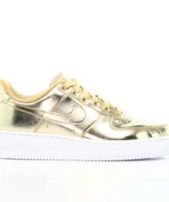 "Nike Wmns Air Force 1 SP ""Metallic Gold"""