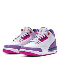 Jordan Girls' Air Jordan 3 Retro (GS)