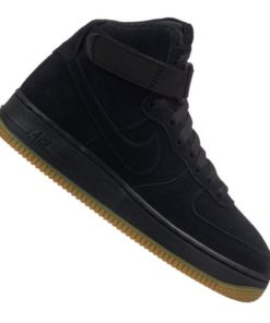 Nike Air Force 1 High LV8 Boot Kids Schwarz F002