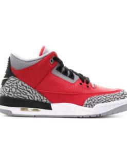 "Air Jordan AIR JORDAN 3 RETRO SE (GS) ""Fire Red"""