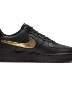 NIKE AIR Force 1 '07 LV8 3 Sneaker Herren - schwarz 44