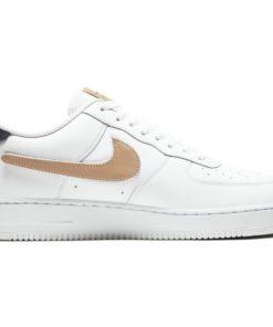 NIKE AIR Force 1 '07 LV8 3 Sneaker Herren - weiß 45