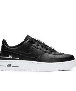 """Nike AIR FORCE 1 LV8 3 (GS) """"BLACK"""""""