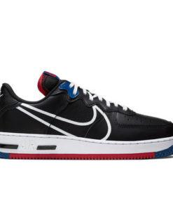 "Nike AIR FORCE 1 REACT ""BLACK"""