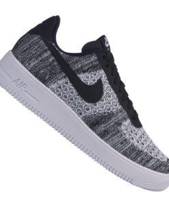 Nike Air Force 1 Flyknit 2.0 Sneaker Grau F001
