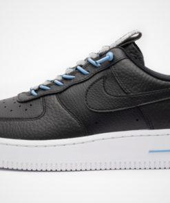 WMNS Air Force 1 '07 LX (schwarz / weiß) Sneaker