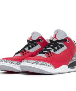 """Air Jordan 3 Retro SE """"Red Cement"""""""