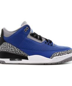 "Air Jordan 3 RETRO ""BLUE CEMENT"""