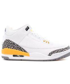 "Air Jordan WMNS 3 RETRO ""WHITE"""