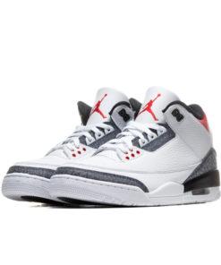 """Jordan Air Jordan 3 Retro Denim SE """"Fire Red"""""""