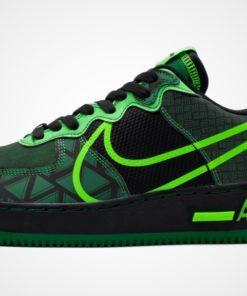 "Air Force 1 React ""Naija"" Sneaker"