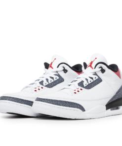 Air Jordan 3 Retro SE Denim ''Fire Red''