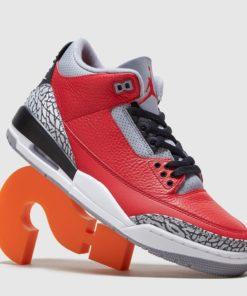 Jordan Air Jordan 3, rot