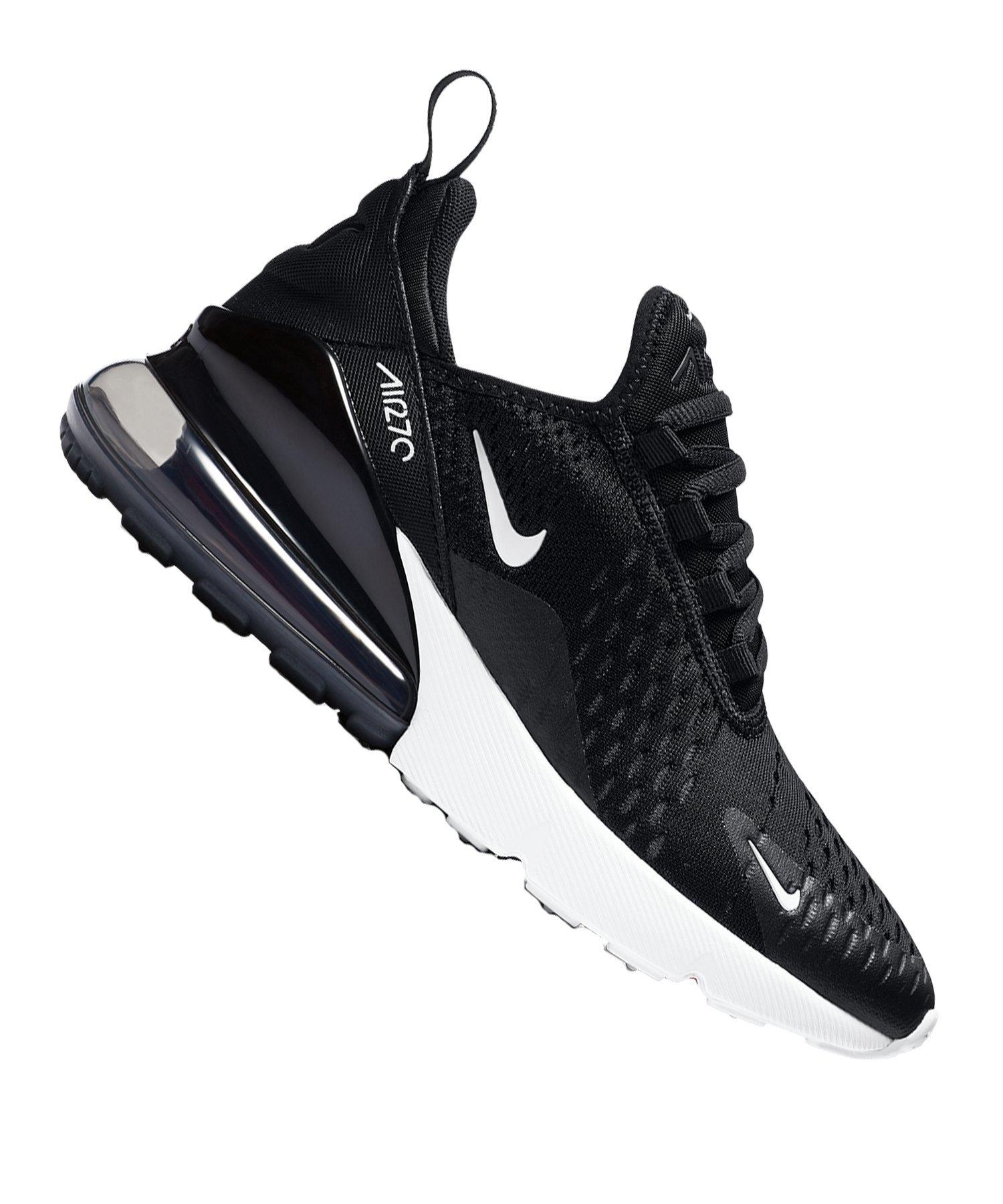 Nike Air Max 270 Sneaker Kids Schwarz F001