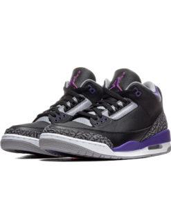 "Jordan Air Jordan 3 Retro ""Court Purple"""