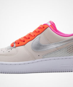 WMNS Air Force 1 '07 SE (beige / orange / silber) Sneaker