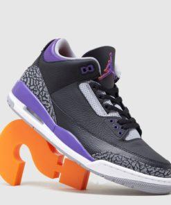 Jordan Air 3 'Court Purple'