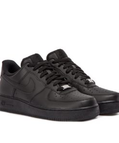 Nike Air Force 1 '07 (Schwarz)