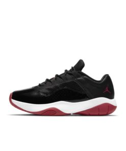 Air Jordan 11 CMFT Low Schuh für ältere Kinder - Schwarz