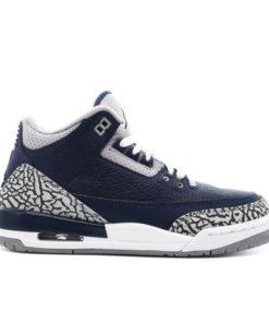 """Air Jordan 3 RETRO (GS) """"MIDNIGHT NAVY"""""""