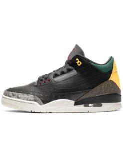 Air Jordan 3 Retro SE Schuh - Schwarz