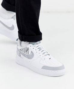 Nike - Air Force 1 '07 - Weiße Sneaker, BQ4421-100