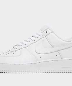 Nike Air Force 1 Low Herren - White/White - Herren, White/White