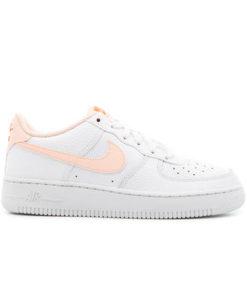 """Nike AIR FORCE 1 (GS) """"WHITE"""""""