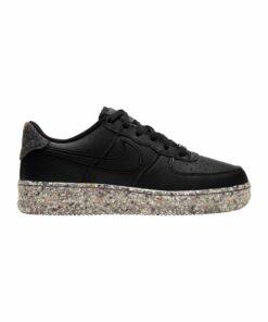 Nike Air Force 1 Kids (GS) Schwarz F001