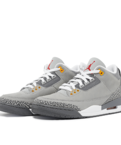 "Air Jordan 3 Retro ""Cool Grey"""
