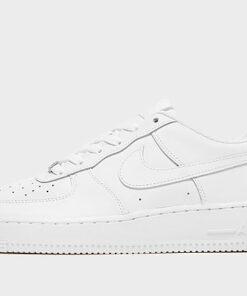 Nike Air Force 1 Low Kinder - White/White/White - Kinder, White/White/White