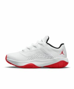 Air Jordan 11 CMFT Low Schuh für ältere Kinder - Weiß