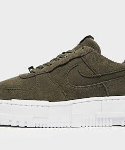 Nike Nike Air Force 1 Pixel Damenschuh - Cargo Khaki/Black/White/Cargo Khaki - Damen, Cargo Khaki/Black/White/Cargo Khaki
